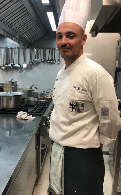 Cantina -Chef Ciro De Maio