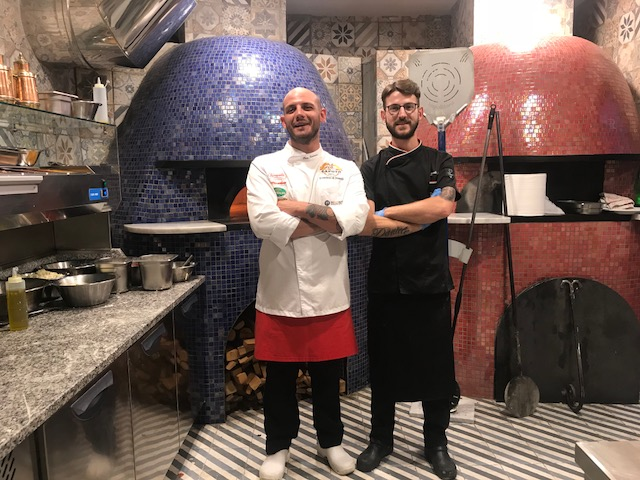 Hashtag - Pizza in Cantina - Francesco Pone e Daniele Rotondo