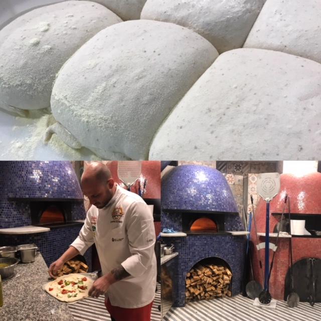 Hashtag - Pizza in Cantina - Impasto e forni