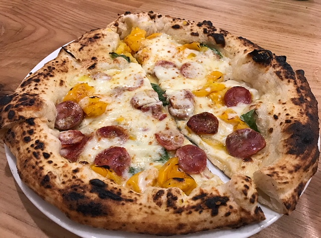 Hashtag - Pizza in Cantina - Pizza in Cantina