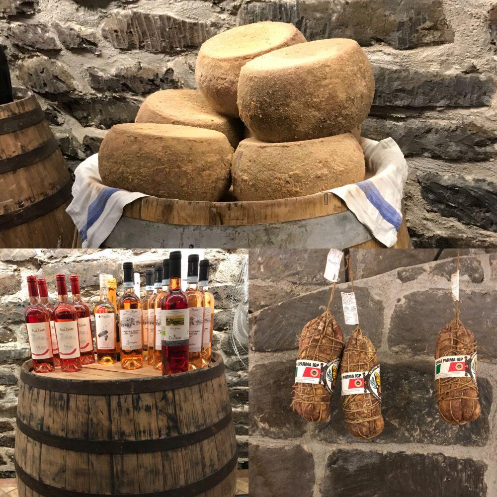 Hashtag - Pizza in Cantina - Selezione di vini e formaggi