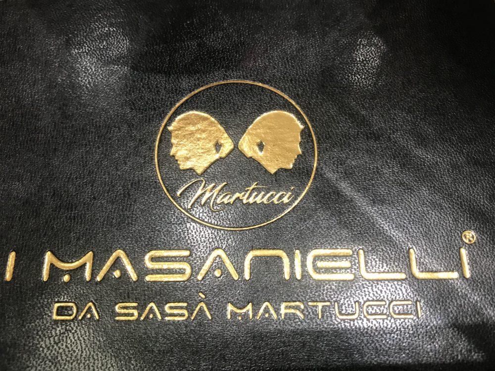 I Masanielli Sasa' Martucci - logo