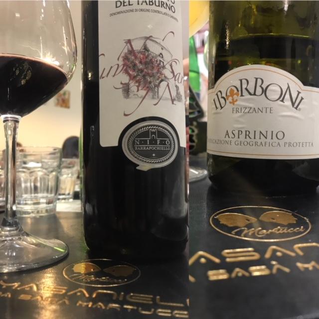 I Masanielli Sasa' Martucci - vini