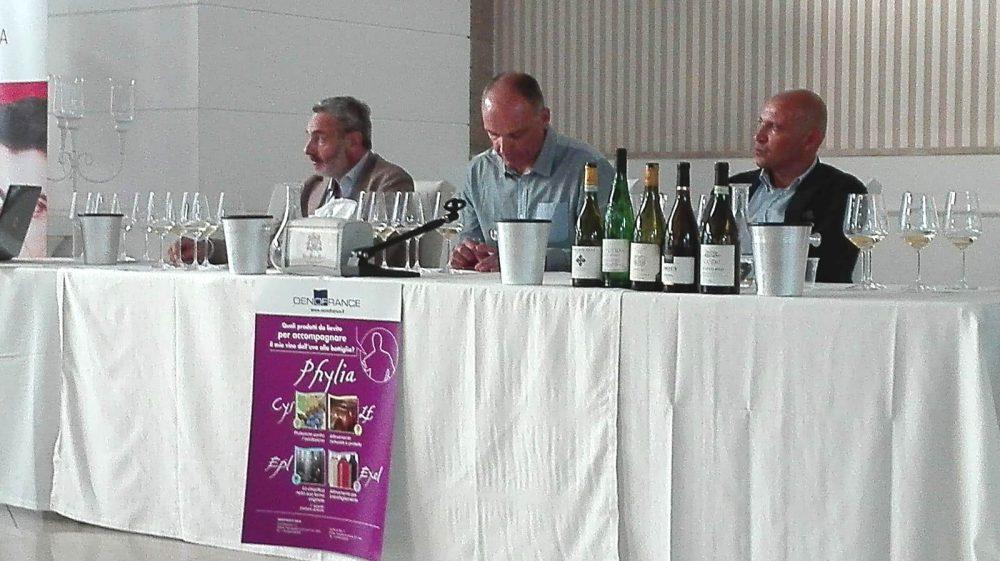 La longevitaa' dei vini bianchi