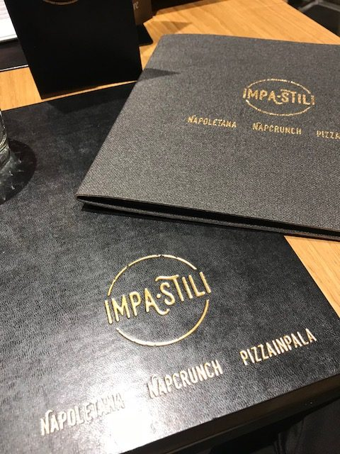 Impa-stili - Menu'