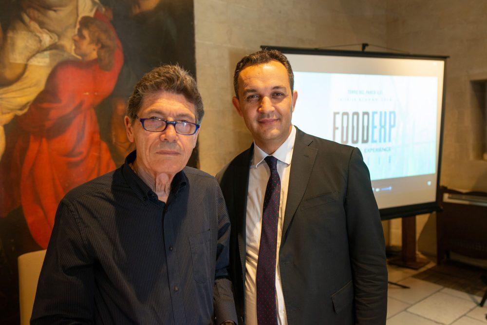 Luigi Cremona e Giovanni Pizzolante
