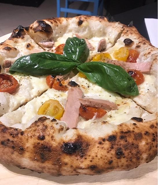 Pharina - Pizza Nostromo
