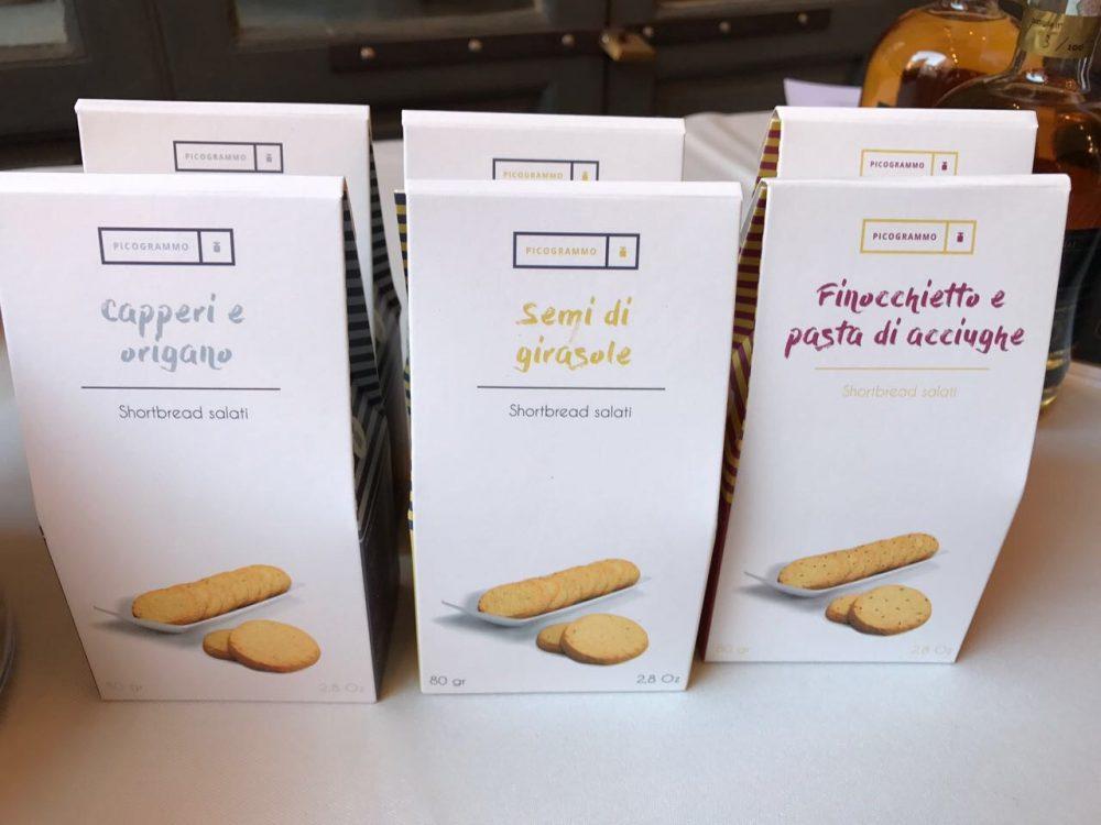 Picogrammo - biscotti salati