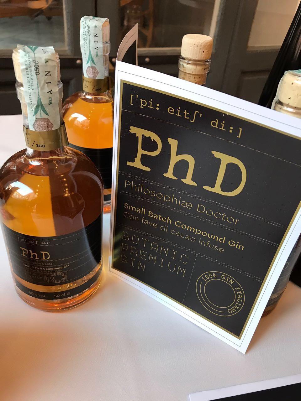 Picogrammo - gin