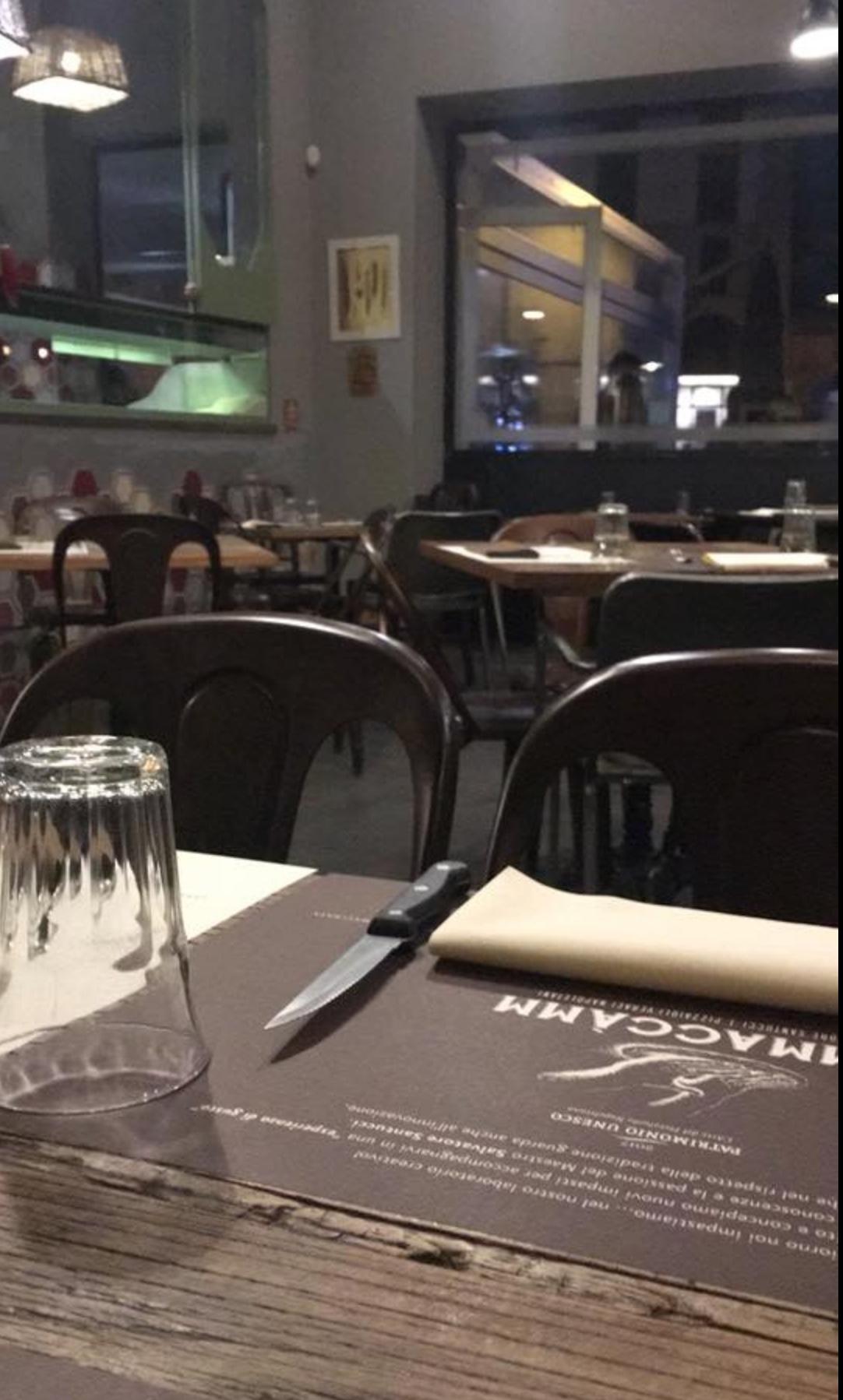 Pizzeria Ammaccam