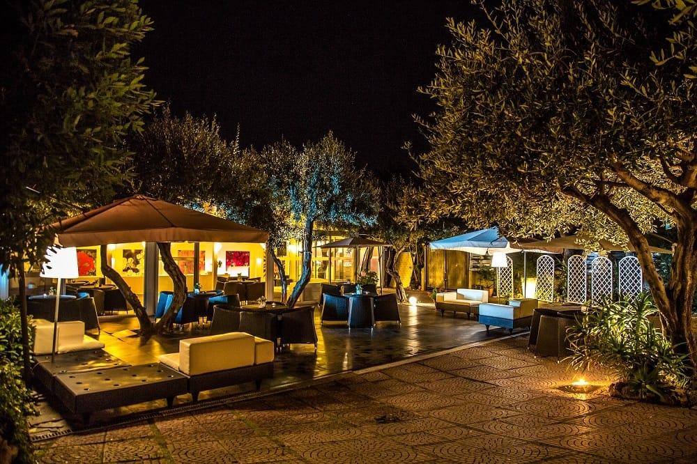 Pizzeria Villa Costanza Palermo