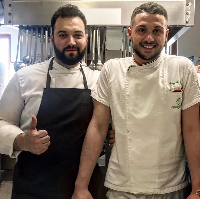 Quadrifoglio - Davide Filadoro e Pasquale Polcaro