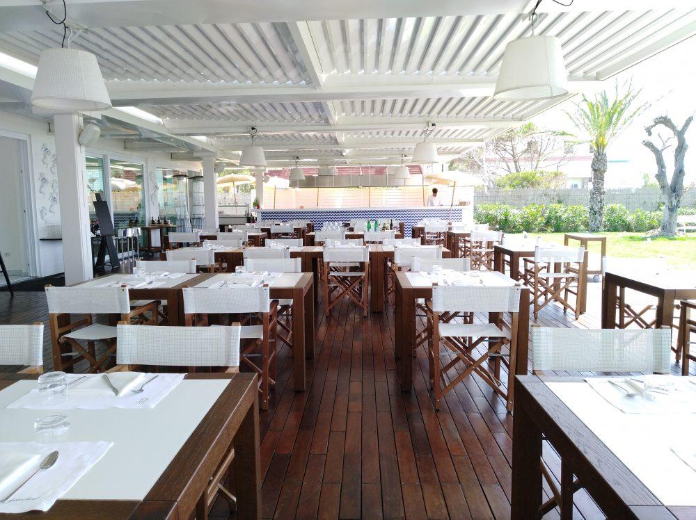 Ristorante Beach Club 93 di Paestum