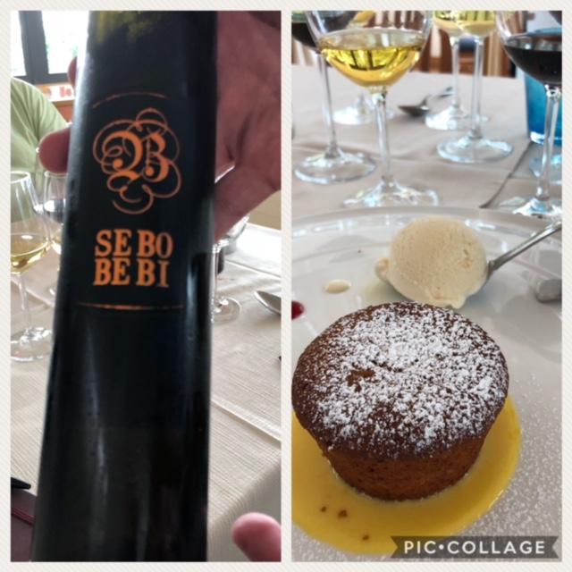 SE BO BE BI il vino passito dell'azienda Le Macchie Malvasia Puntinata