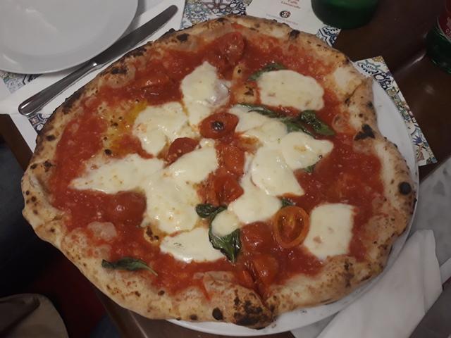 Salvatore Di Matteo Le Gourmet - Margherita Campania Felix