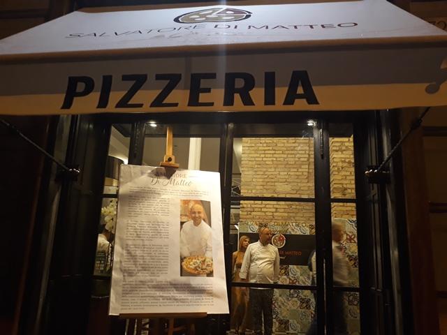 Salvatore Di Matteo Le Gourmet - la pizzeria