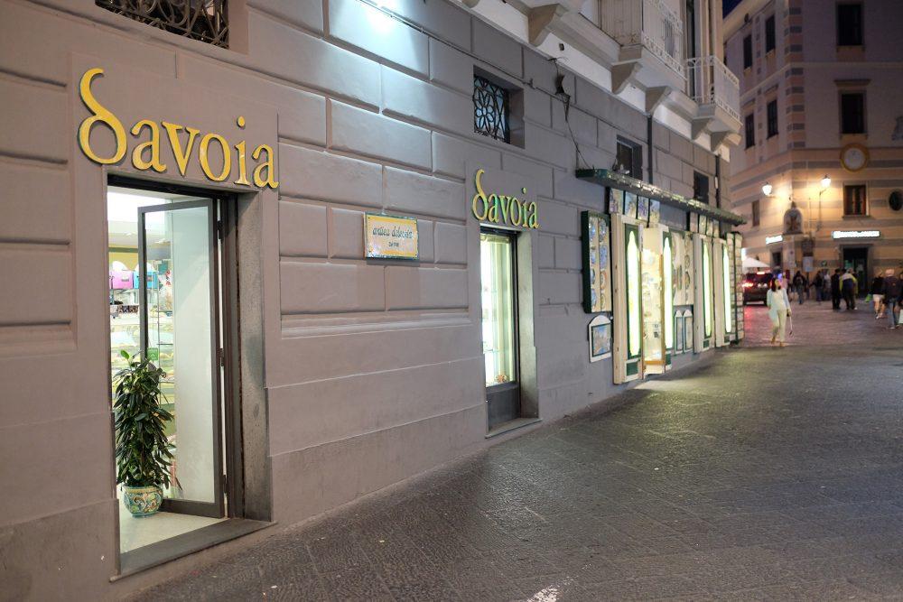 Savoia - Antica Dolceria - La storica dolceria a pochi passi dal Duomo di Amalfi
