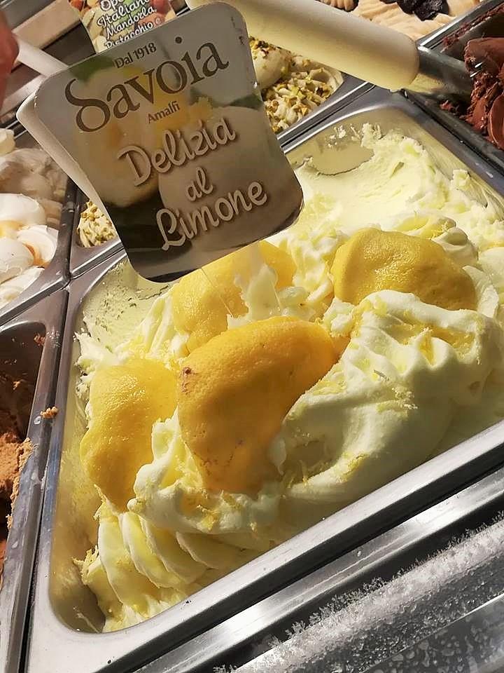 Savoia - Antica Dolceria - La delizia al limone