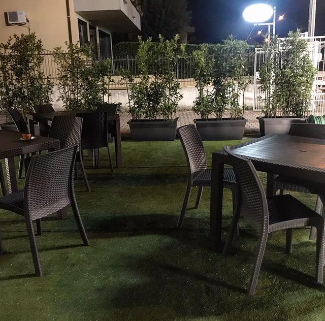 Trattoria Pizzeria Alessio - Giardino