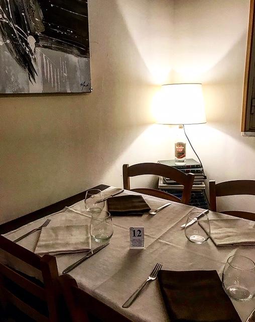 Trattoria Pizzeria Alessio - Sala