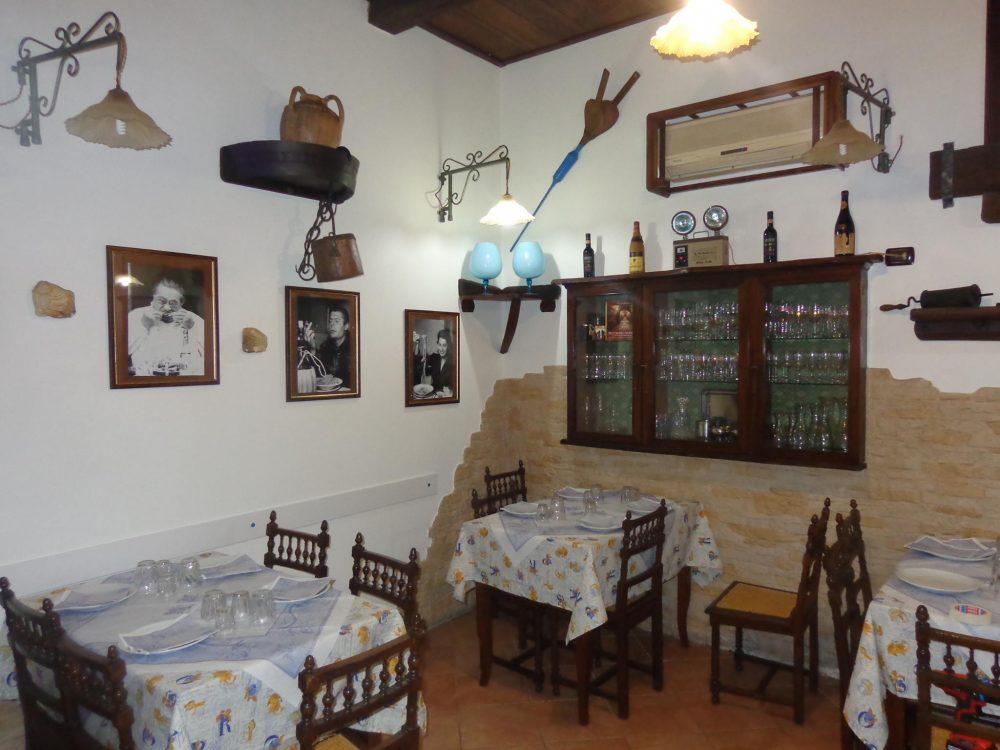 Trattoria il Mantice a Montefalcione