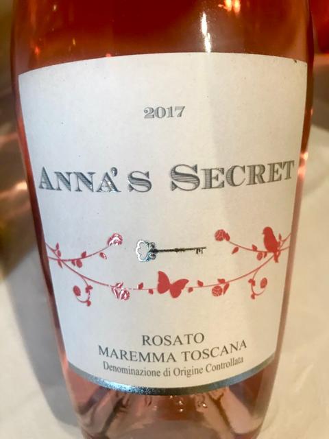Val di Toro Anna's Secret