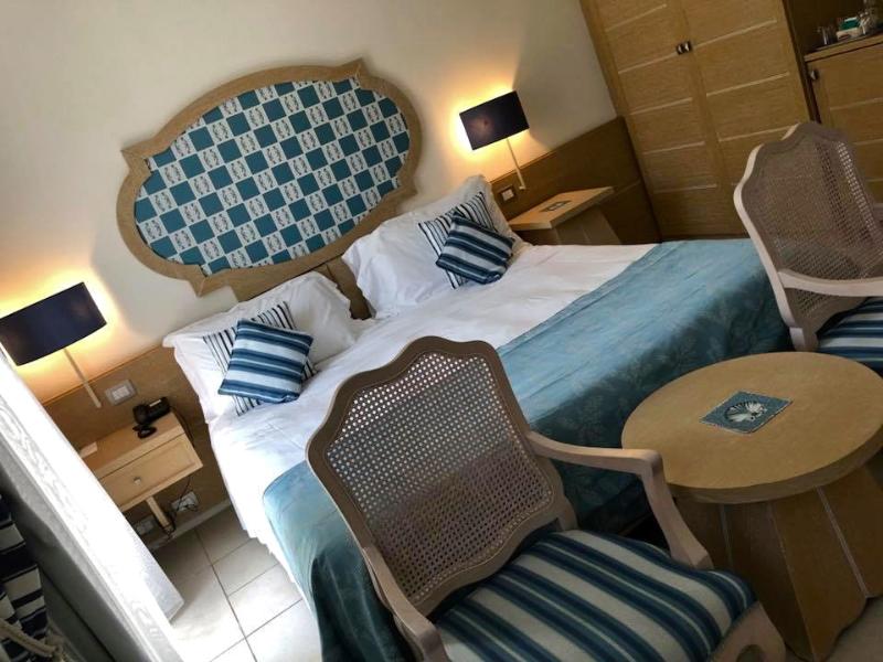 Vivosa Apulia Resort, una delle camere