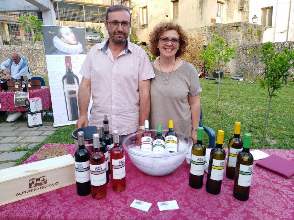 Wine&Food Alfonso e Catia Rotolo