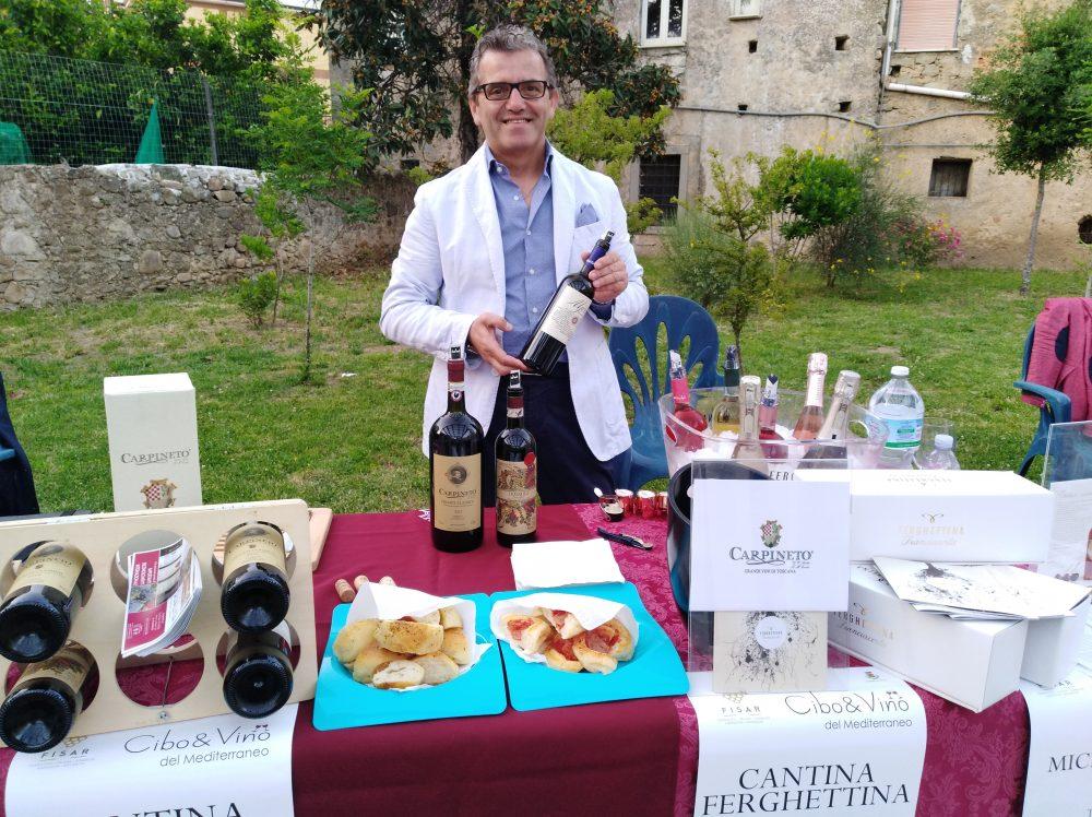 Wine&Food Aziende Ferghettina e Carpineto