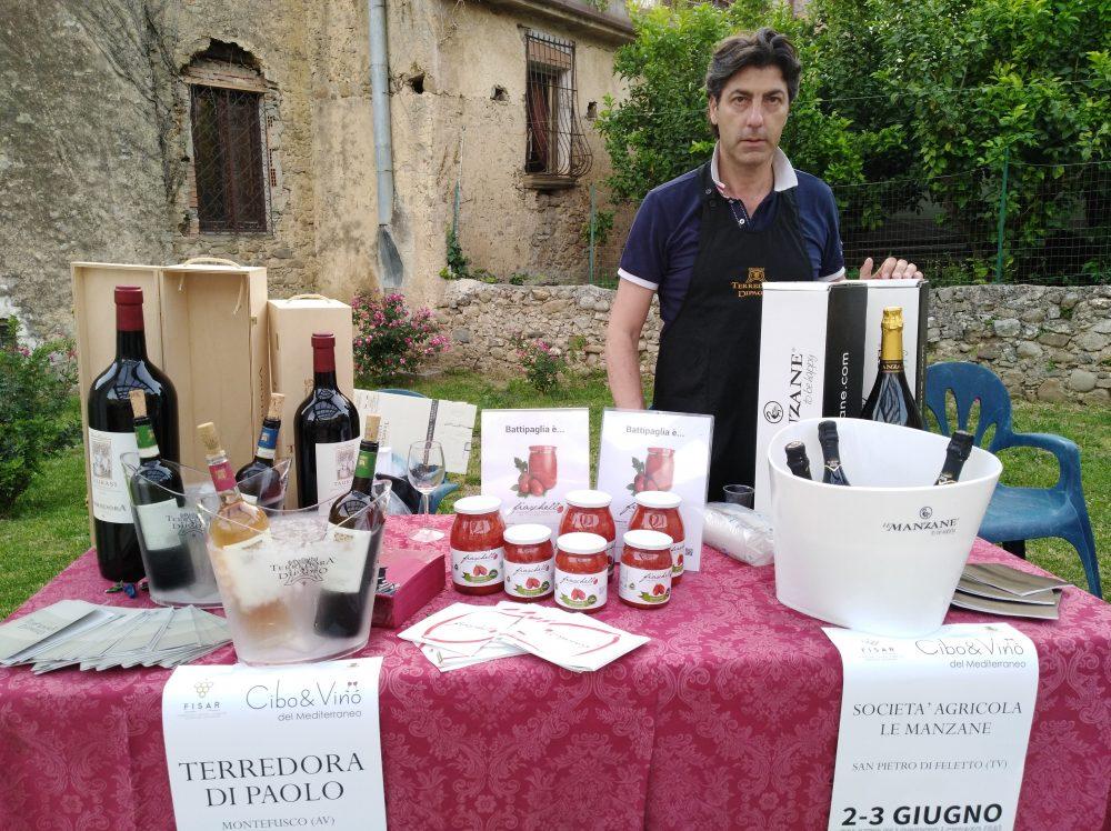 Wine&Food Aziende Terredora Di Paolo e Le Manzane