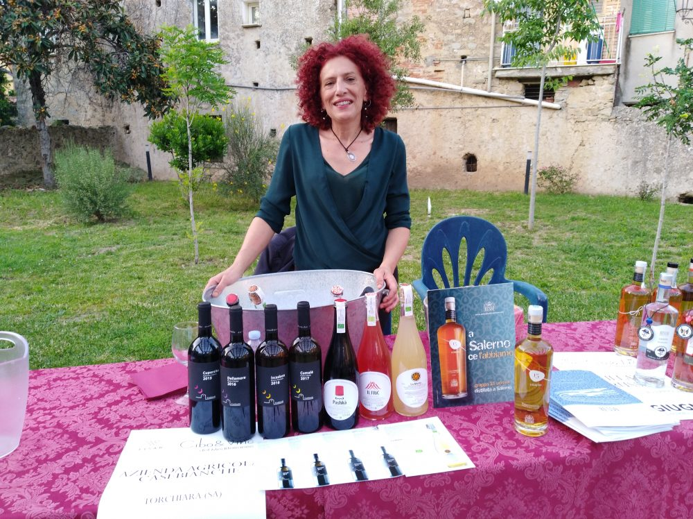 Wine&Food Betty Iuorio di Casebianche
