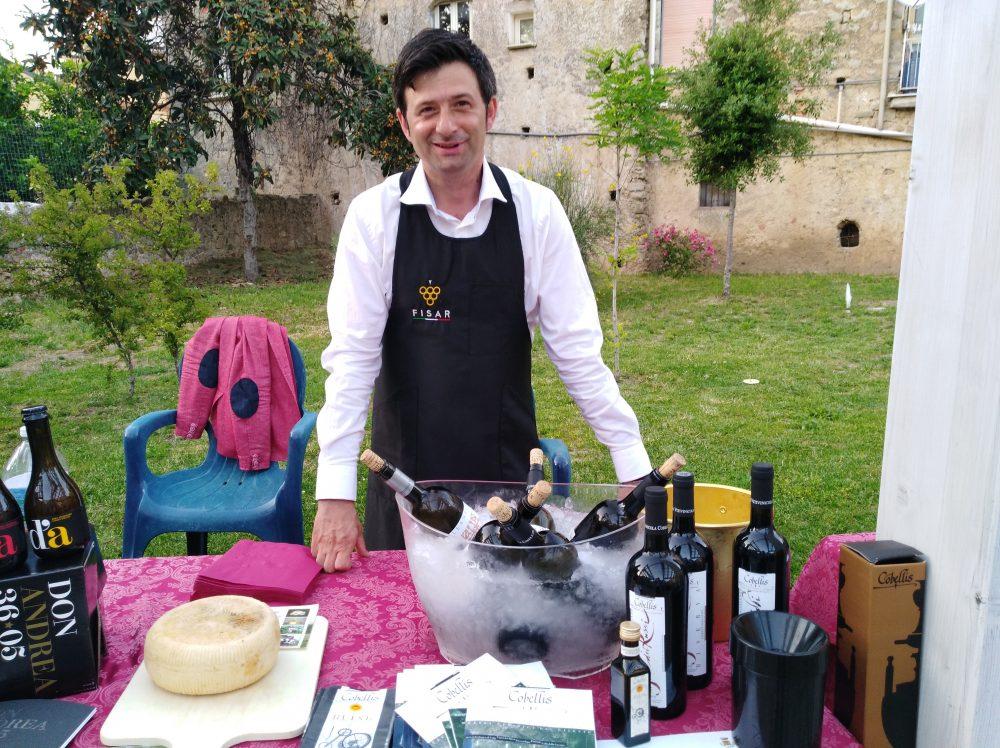 Wine&Food Luigi Busiello azienda Cobellis