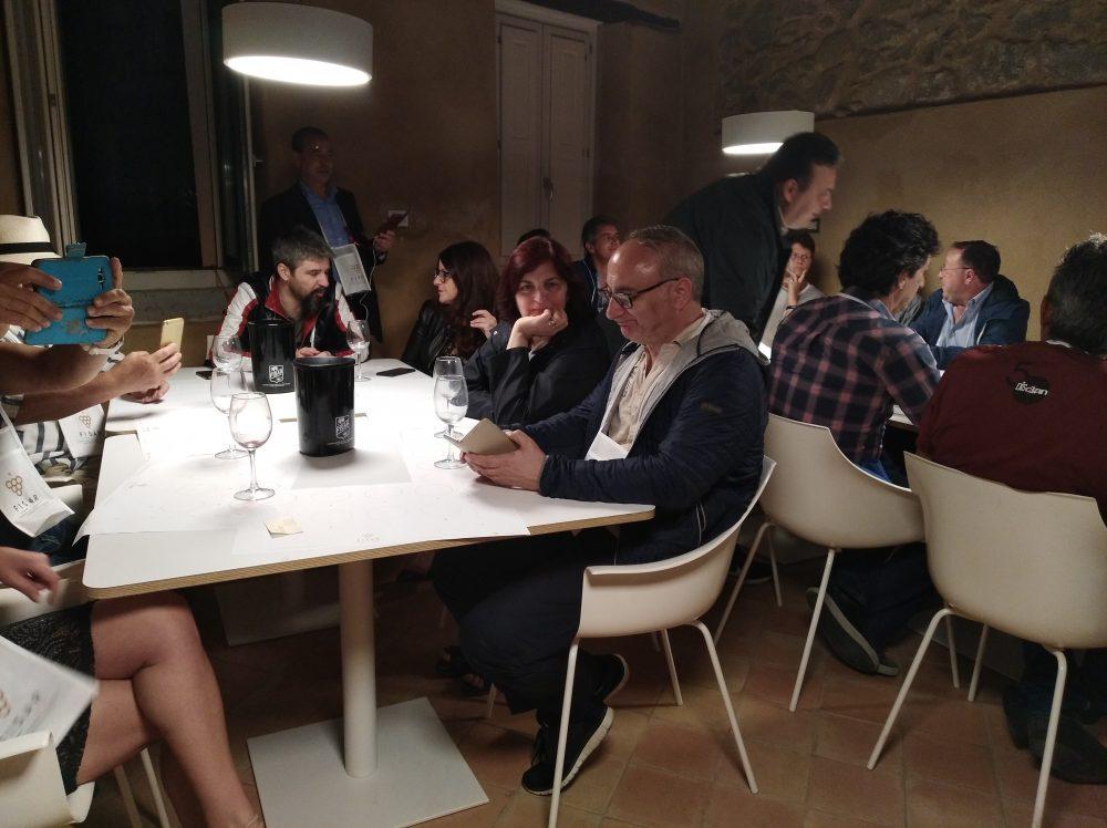 Wine&Food Tavoli di assaggiatori