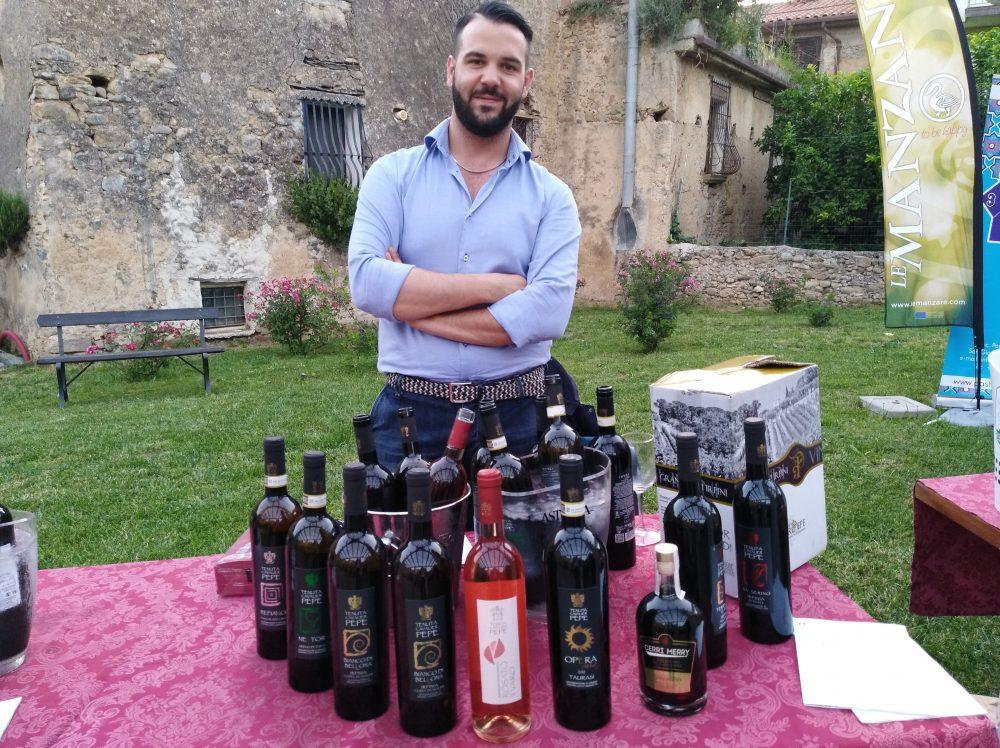 Wine&Food Vini Tenuta Cavalier Pepe