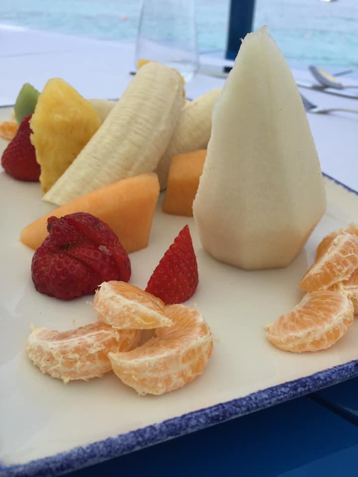 da Gemma a Capri, la frutta