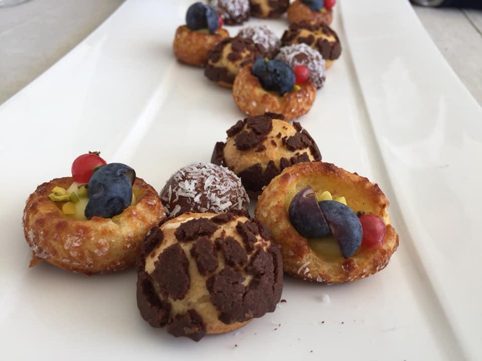 Mamma' a Capri, piccola pasticceria
