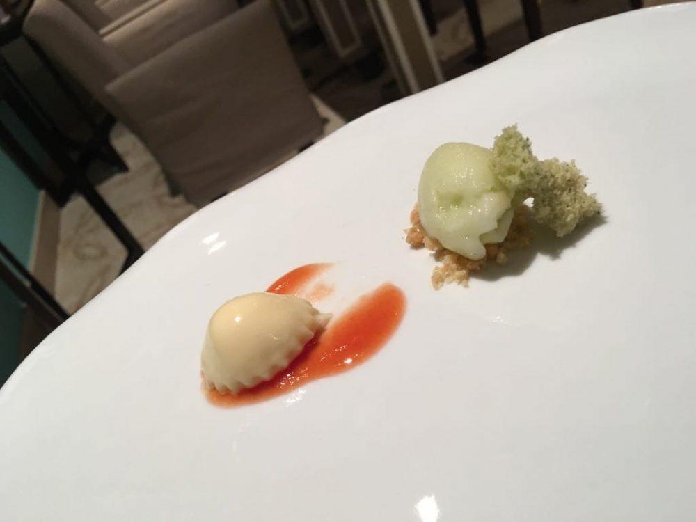 Terrazza Tiberio - pre dessert