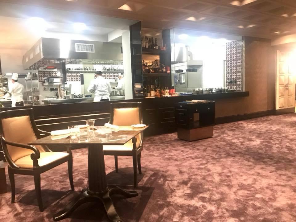 Grand Hotel Parker's - Cucina a vista