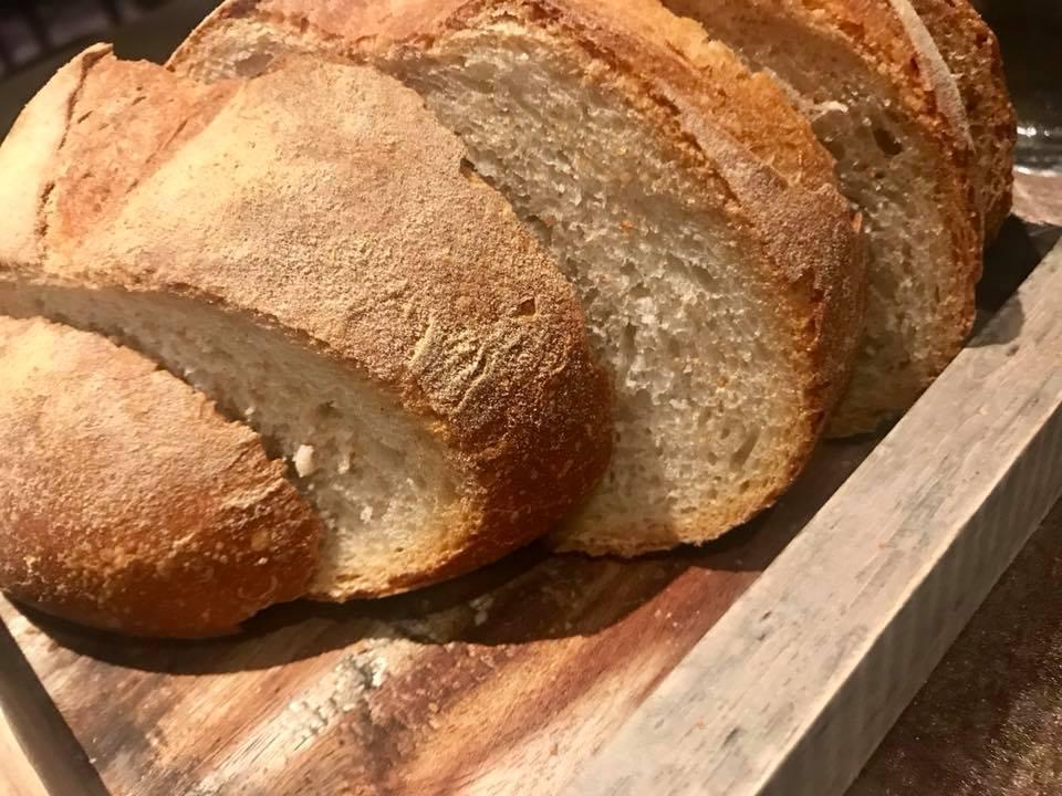 Grand Hotel Parker's - Il pane da lievito madre