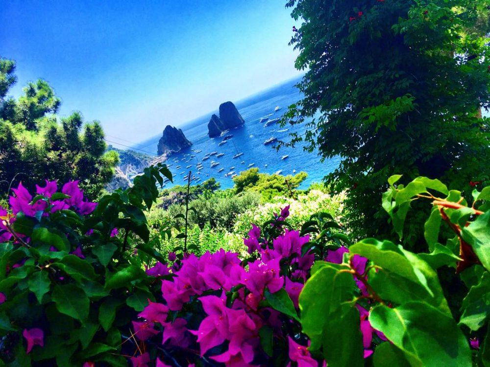 Il Mare Di Ciro a Mare, Bagni Internazionali Capri