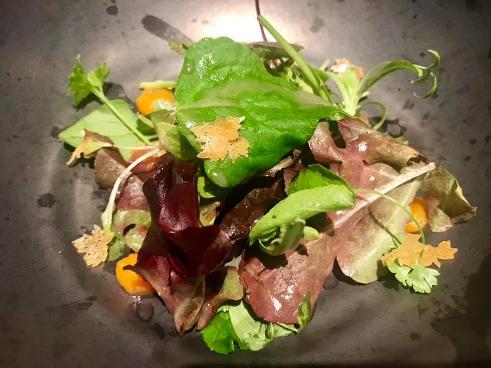 Grand Hotel Parker's Natura - ortaggi cotti, crudi, marinati e conservati dalla Masseria Montoro