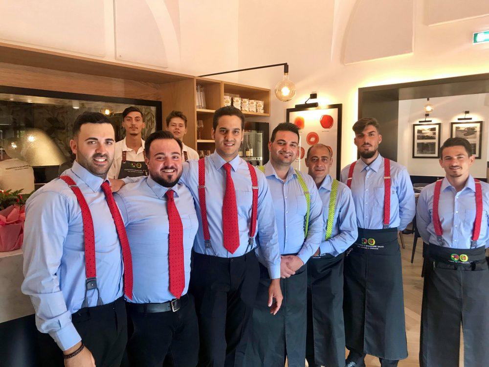 I fratelli Salvo a Napoli