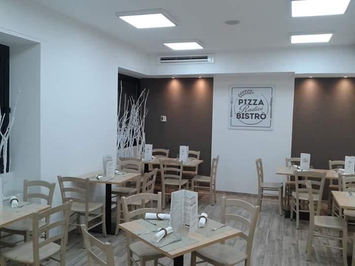 Pizza Radici Bistro'