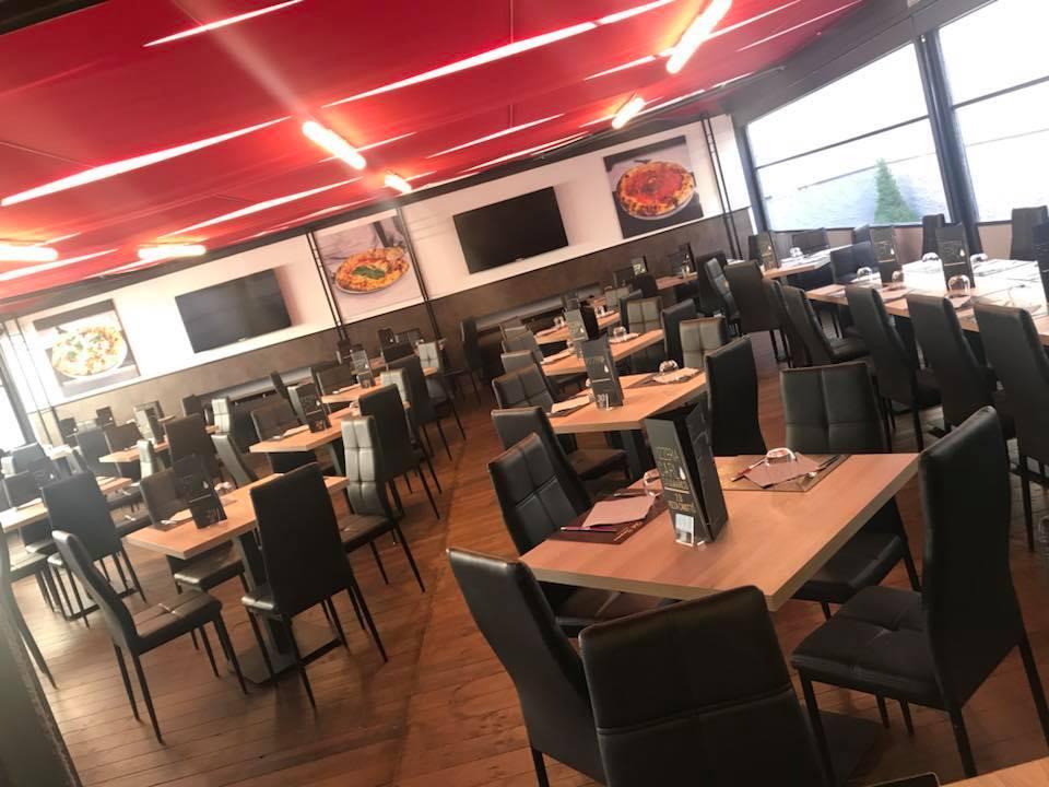 Pizzeria Carlo Sammarco 2.0, sala
