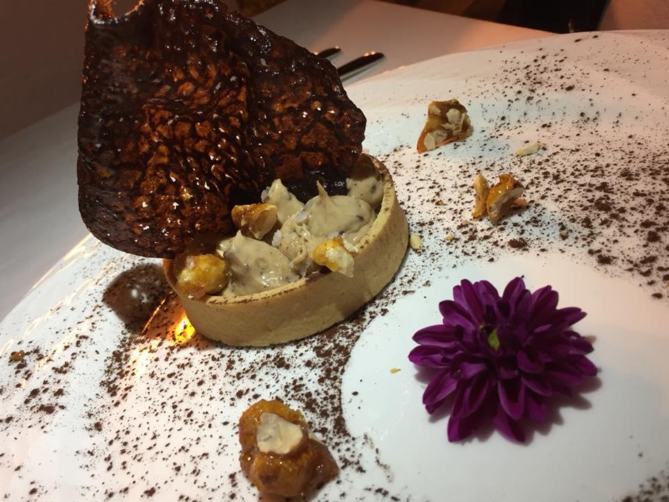 'O Pignattello, Ischia - crostata alle nocciole