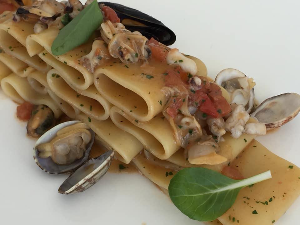 Mamma' a Capri, pacchetti ai frutti di mare