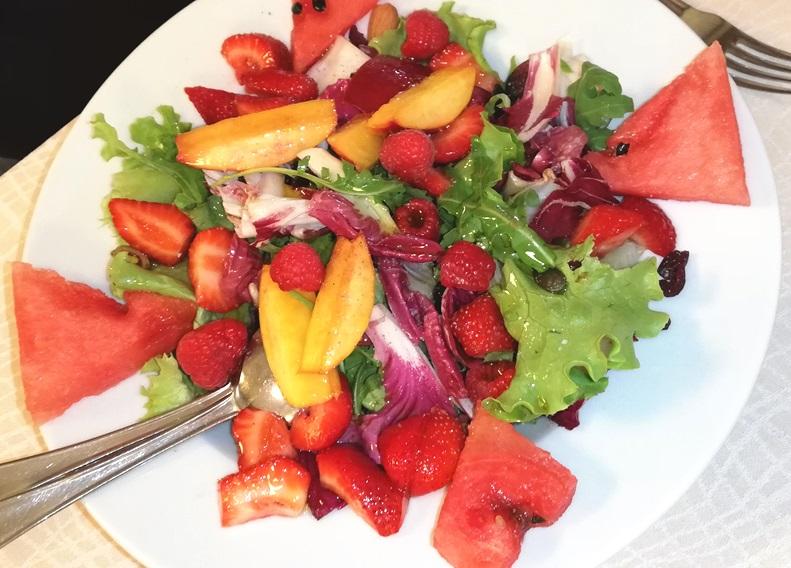 Alla Borsa - insalata di frutta e verdura