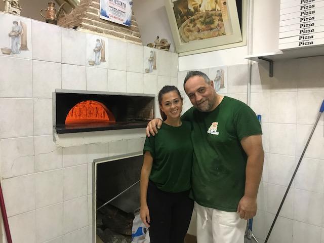 Annare' Pizza & Sfizi - Anna Capuano e Erpidio Argenziano