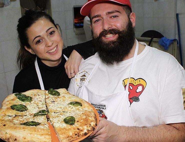 Annare' Pizza & Sfizi - Anna e Vincenzo Capuano