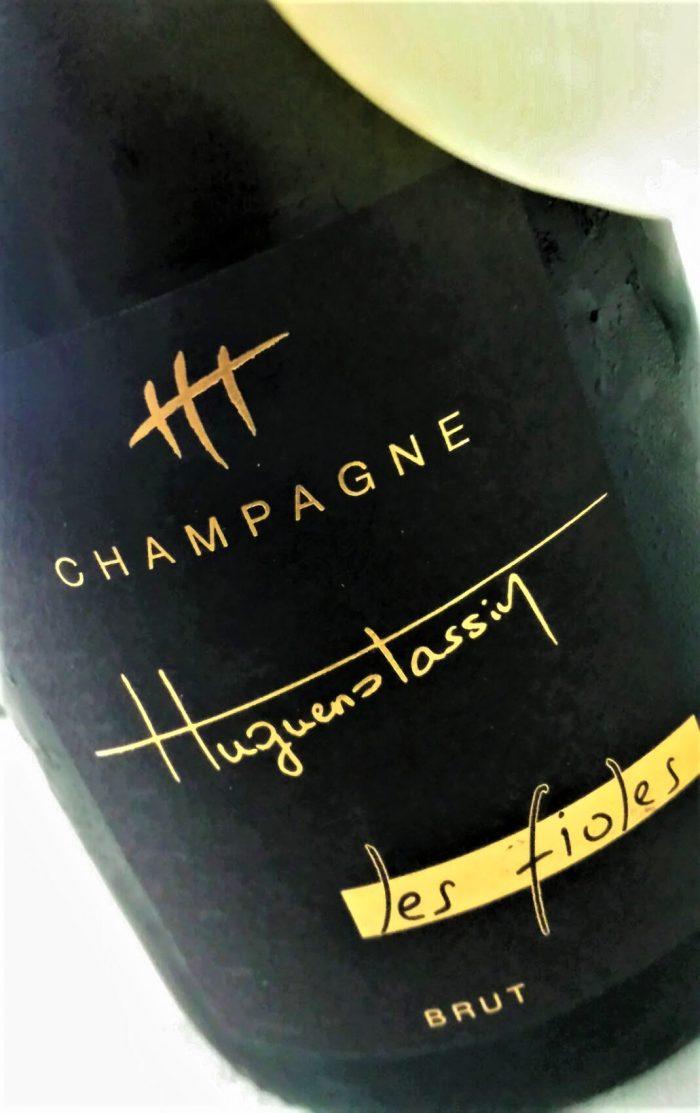 Champagne Brut Les Fioles, Huguenot Tassin